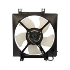 A/C Condenser Cooling Fan Assembly