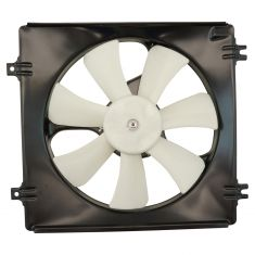 08-12 Honda Accord w/3.5L; 10-12 Crosstour AC Condenser Cooling Fan Assy RH