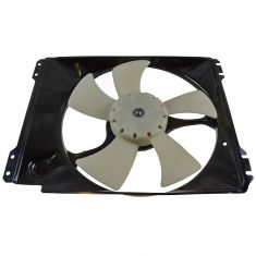 98 Subaru Forester A/C Condenser Fan Assembly