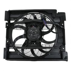 A/C Condenser/Auxillary Cooling Fan Assembly