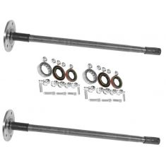 "1998-05 GM Isuzu Mid Size PU SUV w/ 7 5/8"" RG Rear Axle Shaft & Bearing Kit PAIR"