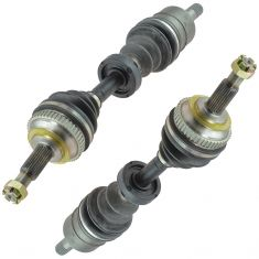 87-95 Chrysler, Dodge, Plymouth Midsize FWD Front CV Axle Shaft Pair