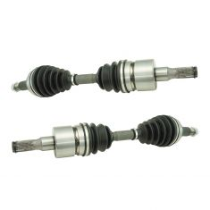06-10 Hummer H3, 09-10 H3T Front CV Axle Pair
