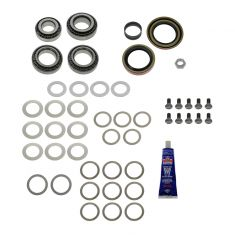 74-08 GM Multifit 10 Bolt (w/8 1/2 & 8 5/8 RG) Rear Axle Ring & Pinion Bearing Installation Kit