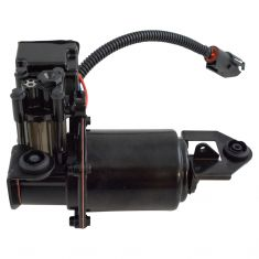 00-14 GM Full Size SUV; 03-06 Avalanche Complete Air Ride Susp Compressor Assy (w/Dryer)