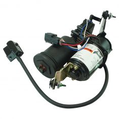 98-02 Lincoln Towncar Air Ride Suspension Compressor w/Dryer & Intake Air Hose (Arnott)