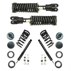 93-98 Lincoln Mark VIII Front & Rear Air Spring Conversion Kit