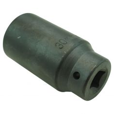 30MM 12PT 1/2 Drive Deep Wall Impact Socket