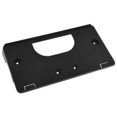 03-07 GM Sierra Classic 1500, 2500, 3500 (exc Denali) Front Bumper Mounted License Plate Bracket