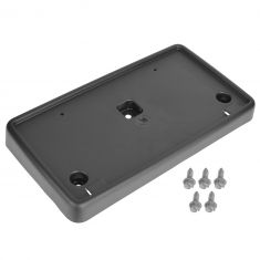 04-10 Jeep Grand Cherokee; 06-10 Jeep Commander Front License Plate Bracket w/Mtg Hrdware (Mopar)