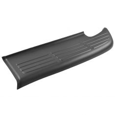 00-02 Toyota Tundra; 03-06 Tundra (exc Step Side) Rear Bumper Upper Rubber Step Pad RR