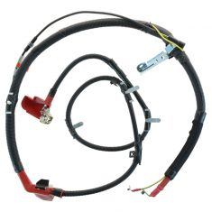 02-03 F250SD-F550SD, Excursion (w/7.3L, A/T & Single Alternator) Positive Battery Cable (Motorcraft)