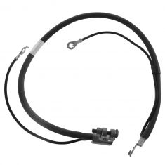 99-03 Ford F250SD-F550SD w/7.3L Diesel Negative Battery Cable RF (Motorcraft)