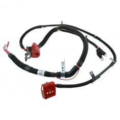 00-01 F250SD-F550SD; 01-02 Excursion (w/7.3L Dsl & Single Alt) Positive Battery Cable (Motorcraft)
