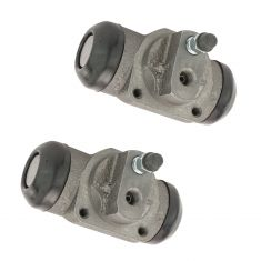 88-00 GM C/K1500, Full Size SUV 1500 (w/10 x 2 1/4 inch Shoes) Rear Wheel Brake Cylinder PAIR