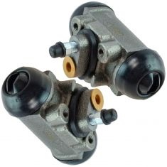 01-07 Ford Escape; 01-06 Mazda Tribute; 05-07 Mercury Mariner Rear Wheel Brake Cylinder Pair