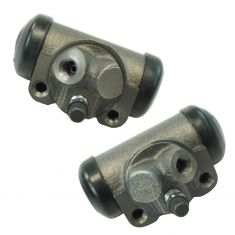 GM Multifit Wheel Rear Brake Drum Wheel Cylinder Pair