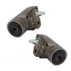 88-00 GM Passenger car, FS SUV, PU Multifit (w/11 1/2 x 2.75 in Shoe) Rear Wheel Brake Cyl PAIR (DM)