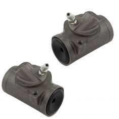 64-74 GM A, B, X Body Passenger Car; 65-70 G10/G1500 Van Front Drum Brake Cylinder PAIR (Dorman)