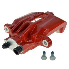 01-04 Chevy Corvette Z06 Torch Red Rear Disc Brake Caliper LR (AC DELCO)