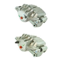 97-03 Chevy Malibu NEW Front Disc Brake Caliper Pair (Raybestos)