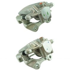 99-02 Silverado 1500 Tahoe NEW Rear Disc Brake Caliper Pair (Raybestos)