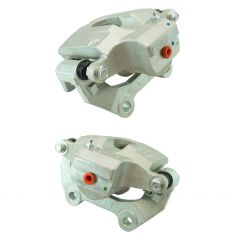 02-09 Trailblazer NEW Rear Disc Brake Caliper Pair (Raybestos)