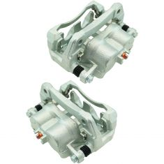 07-11 Honda CR-V Front Pair New Brake Caliper (Raybestos)