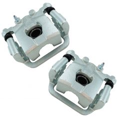 02-06 Nissan Altima; 04-06 (thru 7/06) Maxima Rear Disc Brake Caliper w/Bracket PAIR (Raybestos)