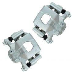 07-17 Nissan Altima; 06 (frm 8/06)-08 Maxima Rear Disc Brake Caliper w/Bracket PAIR (Raybestos)