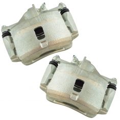 96-11 Honda Civic Front Brake Caliper Pair