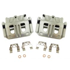 02-05 Ford Explorer Front New Brake Caliper Pair