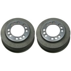 Rear Brake Drum PAIR (AUTO EXTRA AX8995)