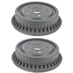 Rear Brake Drum  (8988) Pair
