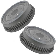Rear Brake Drum (8999) Pair