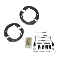 Parking Brake Shoes & Hardware Kit