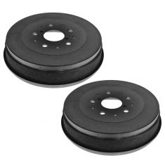 05-14 Toyota Tacoma (w/5 Wheel Studs) Rear Brake Drum PAIR