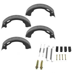 02-10 Ford Explorer, Mountaineer, 03-05 Aviator Rear Parking Brake Shoe &  Hardware Kit
