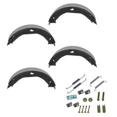 99-04 Jeep Grand Cherokee Rear Parking Brake Shoe & Hardware Set