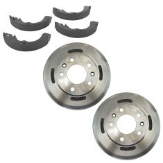 01-07 Escape Rear Brake Drum & Shoe Kit