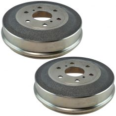 09-13 Chevy 1500 Rear Brake Drum Pair