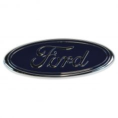 99-07 Ford FS PU, Esc, Exc, Exptn, Five Hnd, Frstar, Frstyle, Ranger Blue Oval Grille Nplate (Ford)