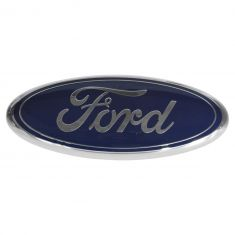 13 (frm 4-4-13)-15 F150; 14-15 F250D-F350SD w/Tailgate Mtd Camera ~Ford~ Adh Tailgate Nameplate (FD)