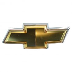 05-10 Chevy Cobalt (w/o RPO TY8 - Luxury Pkg) Grille Mounted Gold Bowtie Emblem (w/o Hrdware) (GM)