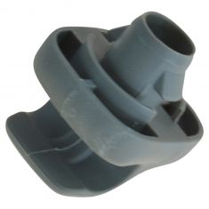 97-08 Civic; 98-06 Accord; 03 Pilot; 03-11 Element Gray Inner Sunvisor Holder Clip LH = RH (Honda)