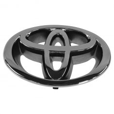 01-02 Toyota Corolla Grille Mounted Chrome ~Circle T~ Emblem (Toyota)