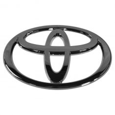 03-08 Toyota Corolla Grille Mounted Chrome ~Circle T~ Adhesive Emblem (Toyota)