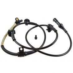96-07 Explorer Mountaineer Mazda Pickup Ranger ABS Sensor & Harness Front 4WD