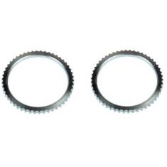 1990-05 Mercury Sable; 1990-07 Ford Taurus ABS Tone Ring Front PAIR