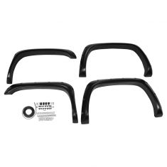 94-01 Ram 1500; 94-02 Ram 2500 PTM Pocket Bolt Style Fender Flare Kit